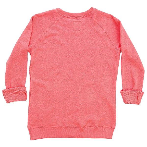 Толстовка классическая детская Billabong Sandy Cheeks Pink Crush