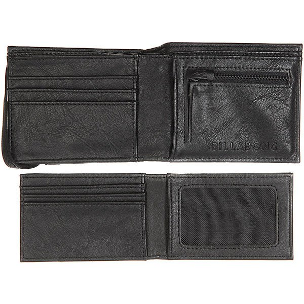 Кошелек Billabong Locked Wallet Black