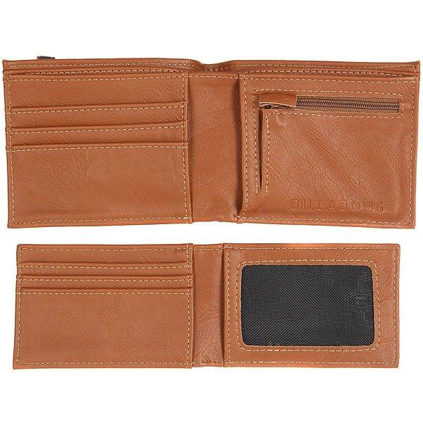 Кошелек Billabong Locked Wallet Tan