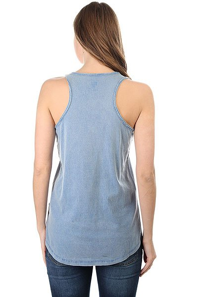 Майка женская Billabong Essential Tt Costa Blue