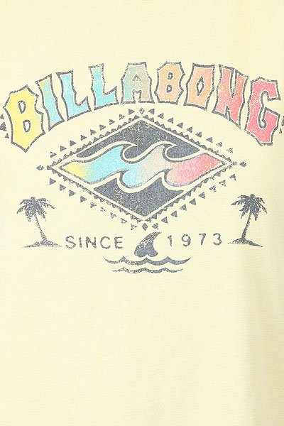 Майка женская Billabong Vintage Surf Sunkissed