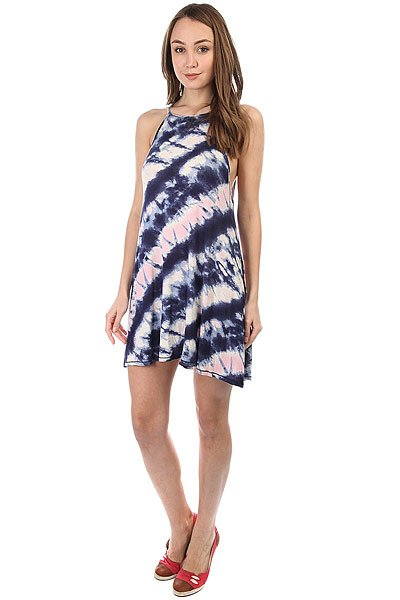 Платье женское Billabong Sing Along Blue Jay