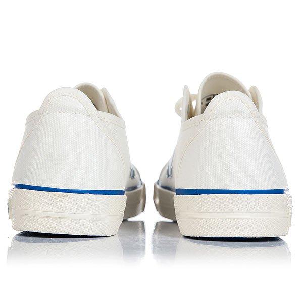 Кеды низкие Два Мяча 1976-10 White/Blue