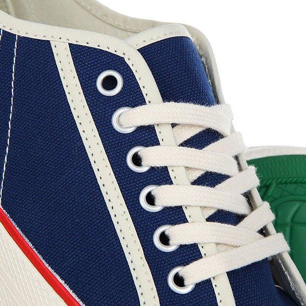 Кеды низкие Два Мяча 1971-02 White/Blue