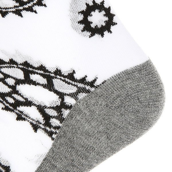 Носки средние Skills Звёзды Белые