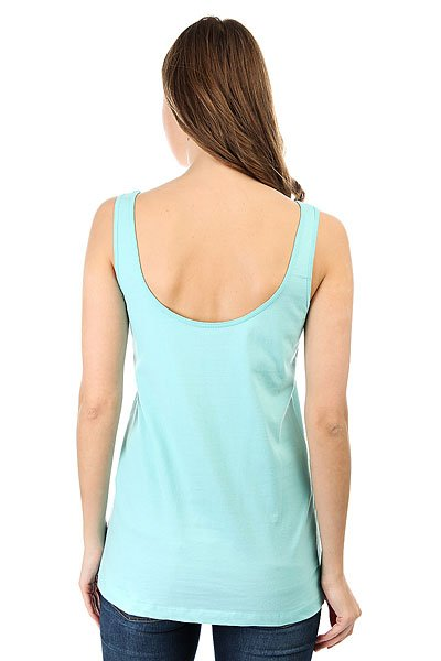 Майка женский DC Shoes Tarrows Tank Wm J Aqua Sky