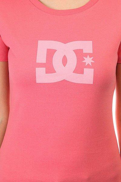 Футболка женская DC s Star Ss 2 Desert Rose