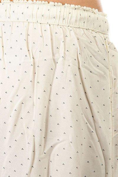 Юбка женская Roxy Solidairskirt Marshmallow Tex Mex