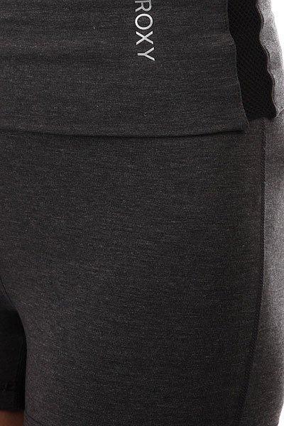Шорты классические женские Roxy Kalanka Short Charcoal Heather