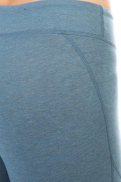 Леггинсы женские Roxy Imanee Ht Pant Captains Blue Heathe