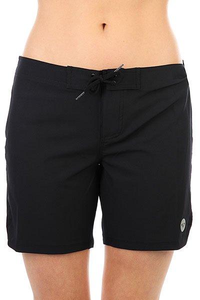 Шорты пляжные женские Roxy To Dye 7 Bs True Black