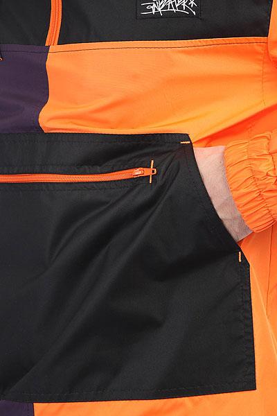 Анорак Anteater Combo Orange