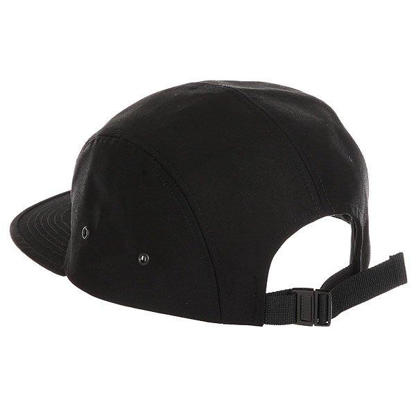 Бейсболка пятипанелька Carhartt WIP Wip Military Cap Black