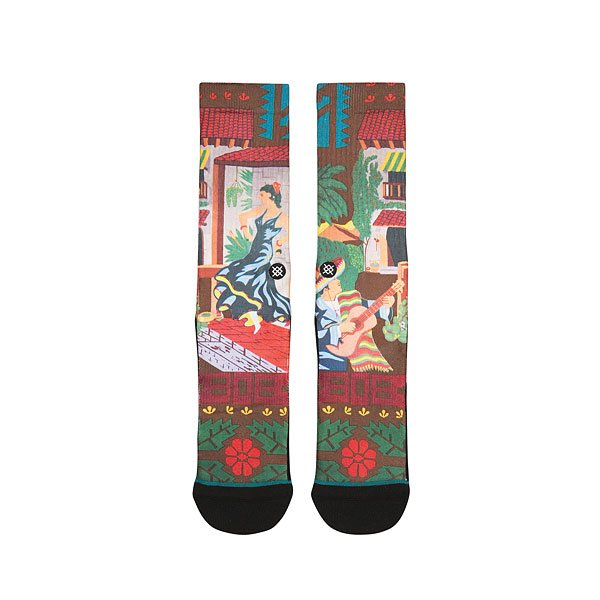 Носки высокие Stance Blue Serenade Multi