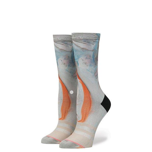 Носки высокие женские Stance Morning Marble Grey