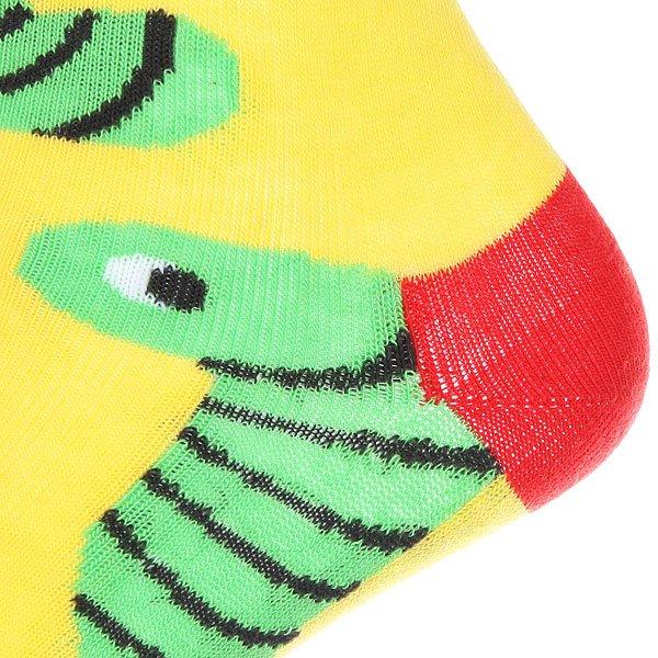 Носки средние Sammy Icon Crispin Yellow/Light Blue/Red