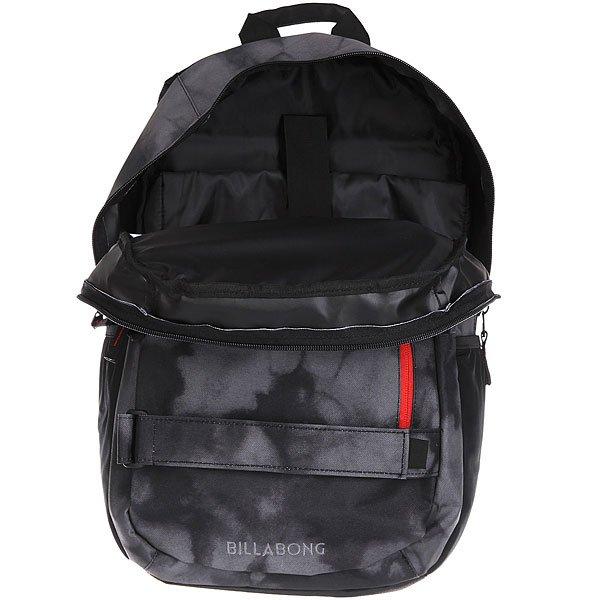 Рюкзак спортивный Billabong No Comply Black
