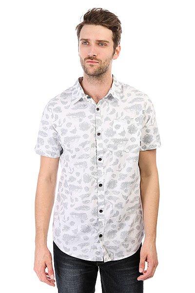 Рубашка Billabong Dark Sunrise White