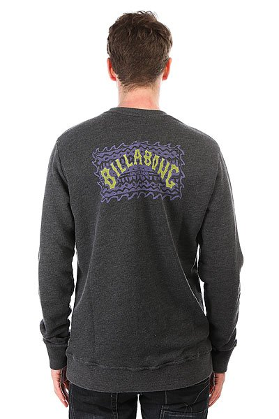 Свитшот Billabong Haze Black