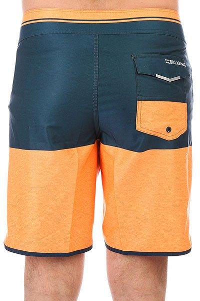 Шорты пляжные Billabong Fifty50 X 19 Neo Orange