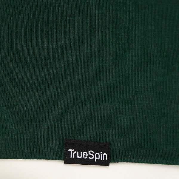 Шапка носок TrueSpin Nearly Plain Dark Green