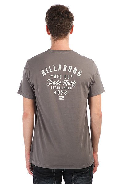 Футболка Billabong Wagoner Pewter