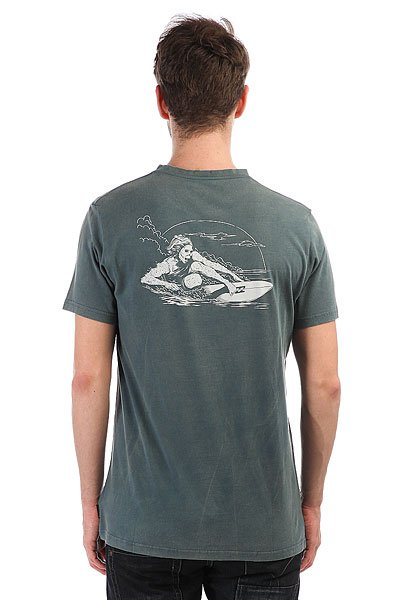 Футболка Billabong Billy Grab Dark Slate