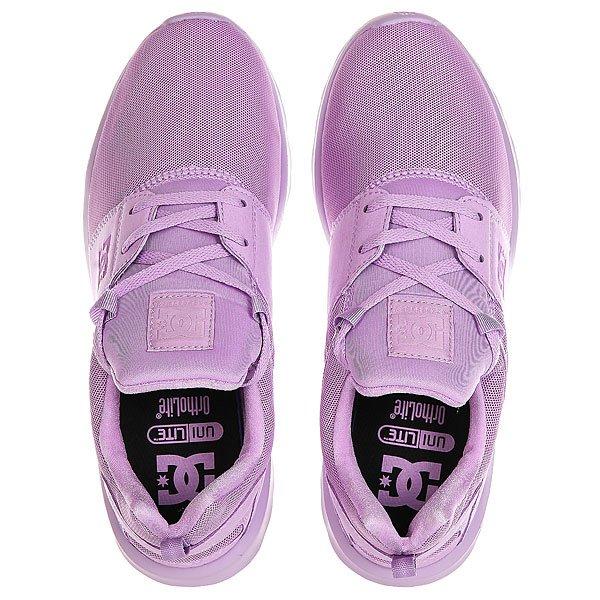 Кроссовки женские DC Heathrow Lilac
