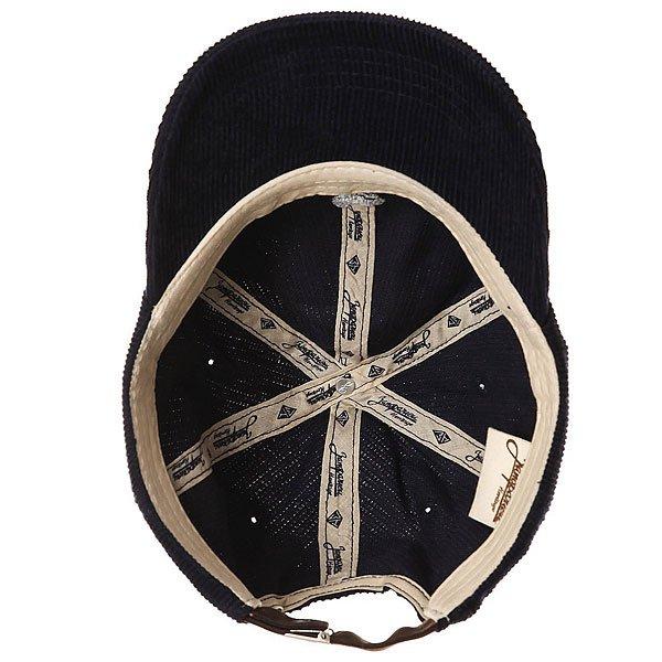 Бейсболка классическая Запорожец Corduory Cap Navy