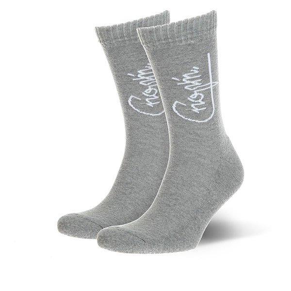 Носки средние Запорожец Спорт Серый Меланж