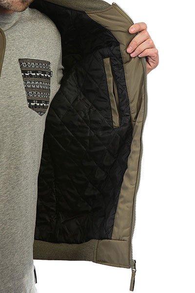 Куртка НИИ Bomber Хаки