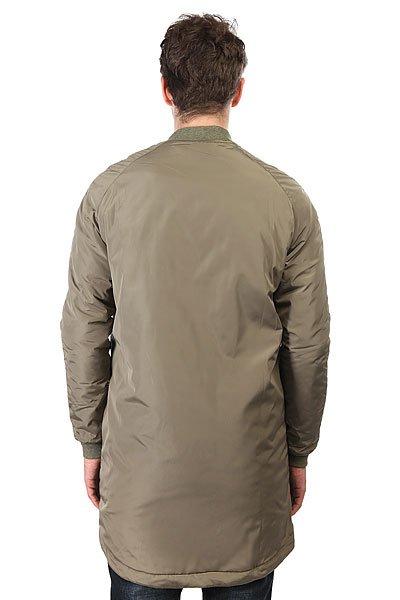 Куртка НИИ Long N Bomber Хаки