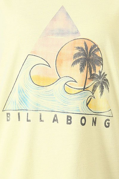 Футболка женская Billabong Surf Series Sunkissed