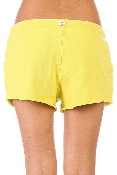 Шорты классические женские Billabong Essential Short Lemongrass