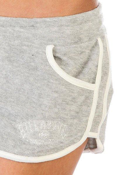 Шорты классические женские Billabong California Short Dk Athl Grey