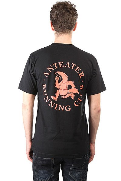 Футболка Anteater Running Club Black