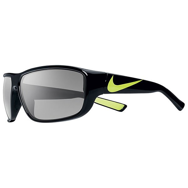 Очки Mercurial 8.0, Black/Volt (линзы - Grey Lens)