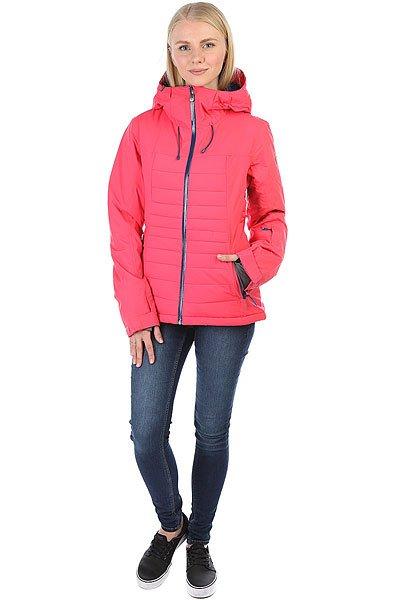 Куртка женская Roxy Tracer Paradise Pink
