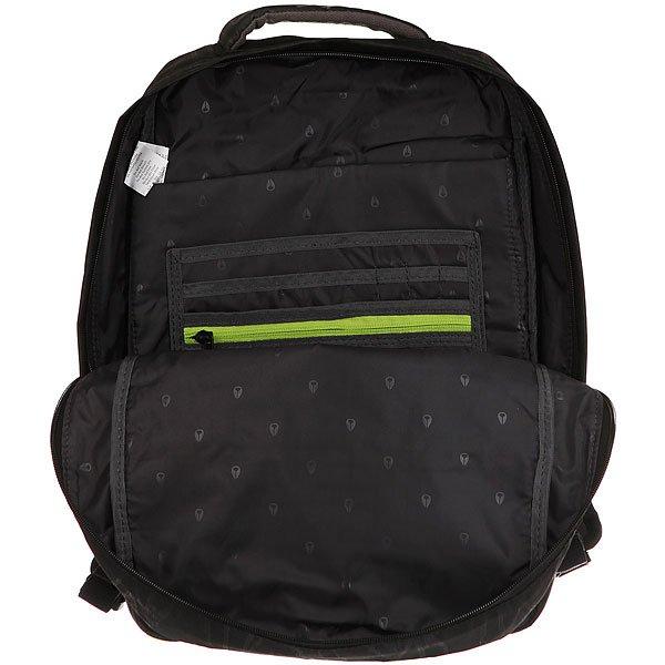 Рюкзак городской Nixon Beacons Backpack Woodgrain