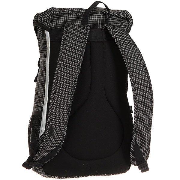 Рюкзак туристический Nixon Landlock Backpack Se Black Grid