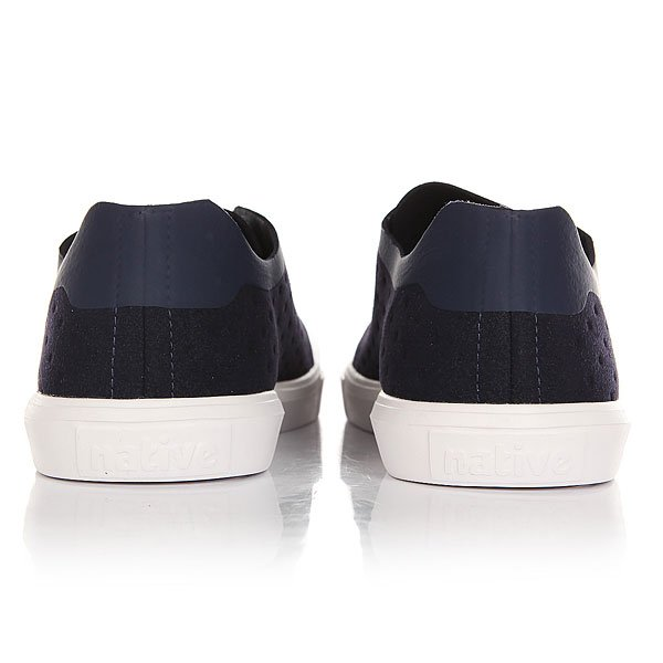 Кеды низкие Native Monaco Low Non Perf Regatta Blue/Shell White