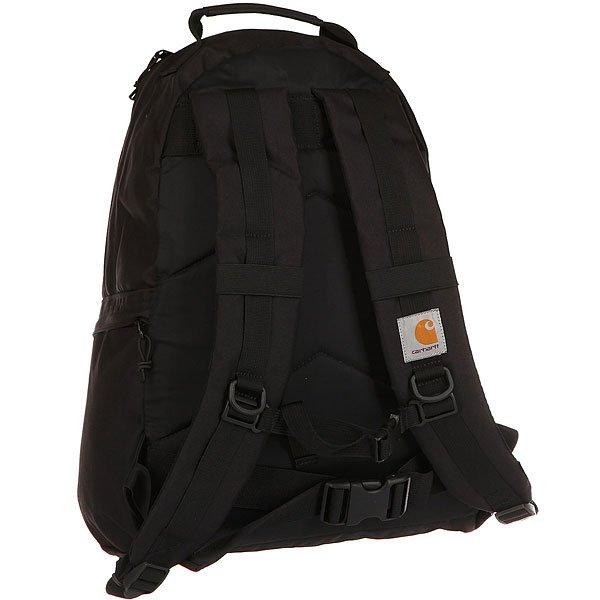 Рюкзак спортивный Carhartt WIP Wip Kickflip Backpack Black
