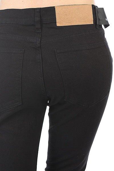Джинсы узкие женские Cheap Monday Tight New Black