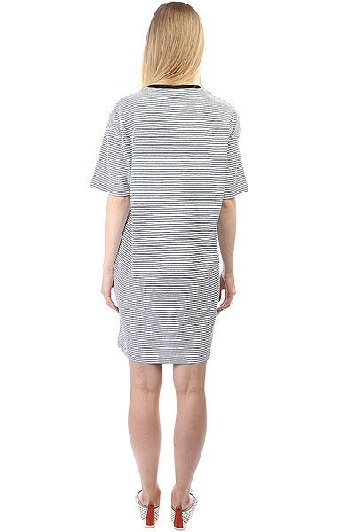 Платье женское Carhartt WIP Darcy Dress White/Black