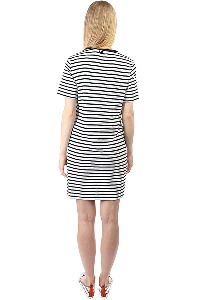 Платье женское Obey Jinx Jumper Dress Black