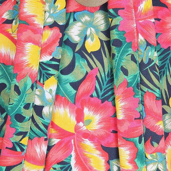 Рюкзак городской женский Oregon Camp Takajo Flowers Combi