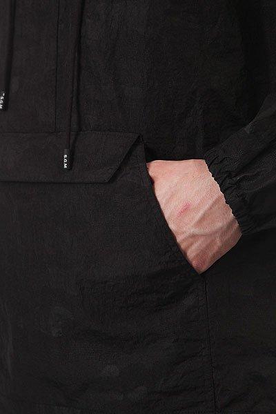 Анорак S.G.M. Orust Black