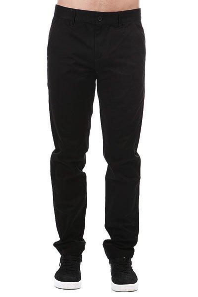Штаны прямые Extra Westing Black