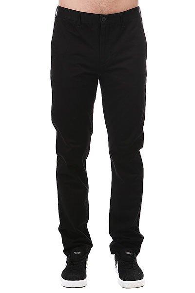 Штаны прямые Extra Acnode Black