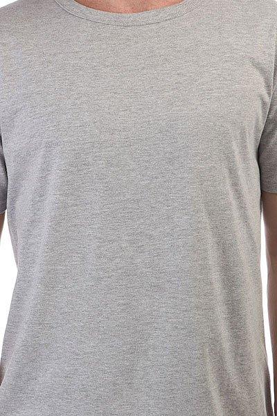 Футболка НИИ Classic Grey Melange